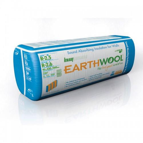 Knauf Earthwool Insulation Batts James Building Premium